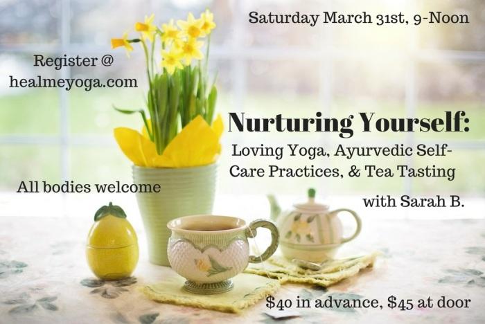 Nurturing Yourself_
