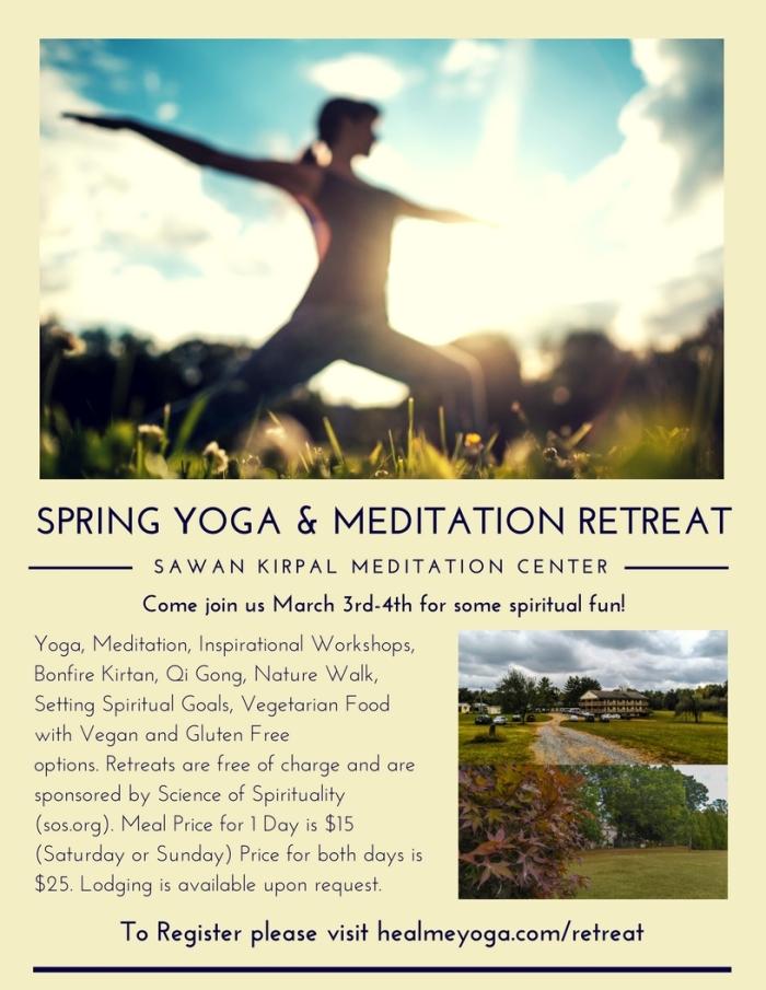 Spring yoga & meditation retreat 2018_outreach