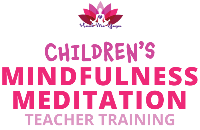 children meditation teacher certification training